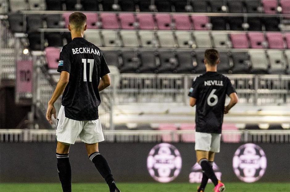 Beckham ismi yeniden yeşil sahalarda  ntvspor.net/video-galeri/b…