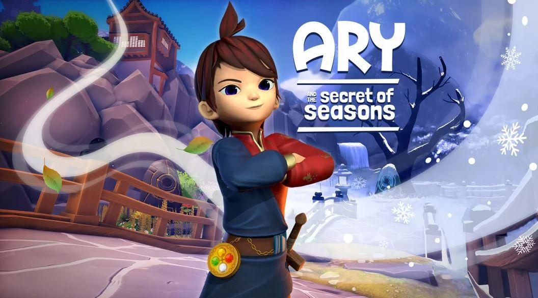 Ary and the Secret of Seasons (S) $9.99 via eShop.