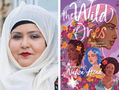 test Twitter Media - Welcome Nafiza Azad to our Virtual Book Tour! The author talks to us about her new feminist fantasy novel, The Wild Ones. Visit our blog for the exclusive interview, teaching resources and much more! #yalit https://t.co/NU8nJHS5Wl @Nafizaa @simonteen https://t.co/N2881DXTjh
