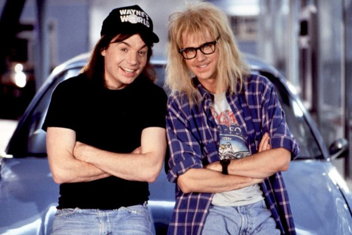 Due to technical difficulties, Wayne's World has been rescheduled for tonight at 7:00 pm! Bring your folding chairs and grab a pickup picnic from any Overton Square restaurant! Overton Square encourages social distancing and follows all CDC recommendations.