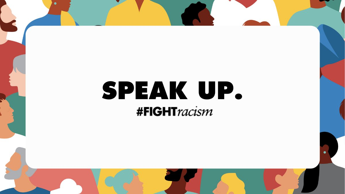 Discrimination, bigotry and hate speech are a destructive and divisive force affecting whole societies. To prevent and #FightRacism is to create a better world, for all of us. Get ideas for how you can take action👉 standup4humanrights.org/en/fightracism… #ZeroDiscrimination