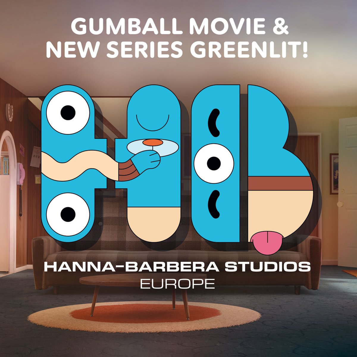 @cartoonnetwork's photo on Gumball