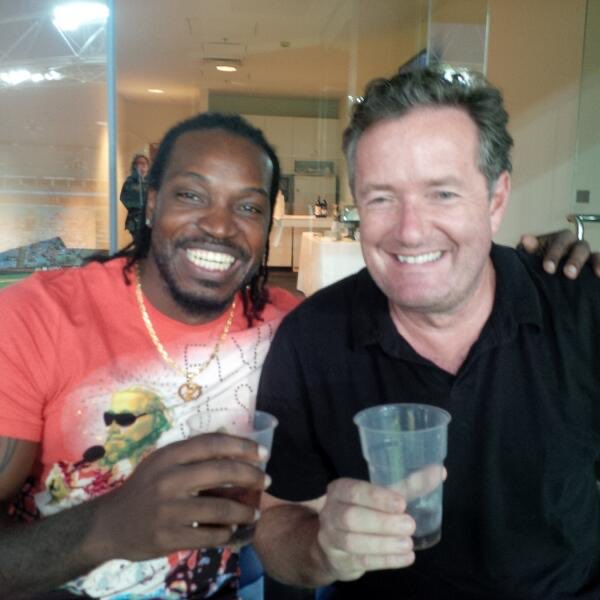 Happy birthday to the man, the legend, the Universe Boss @henrygayle - a supreme entertainer on and off the pitch. 👑 🔥🔥🏏