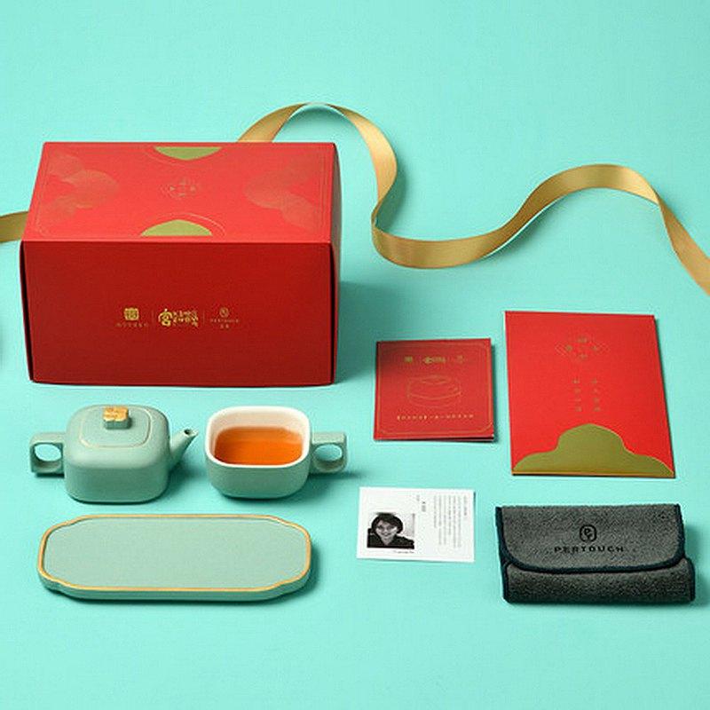 茶器セット「故宮宮廷文化」がかわいい!お茶を嗜む楽しさが味わえそう!