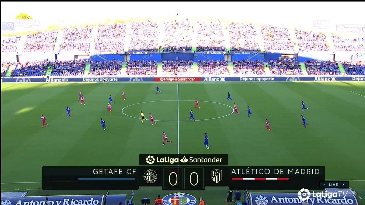 Full match: Getafe vs Atletico Madrid
