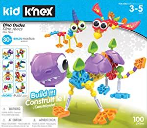 Kid K'NEX Dino Dudes Building Set $22.49  at