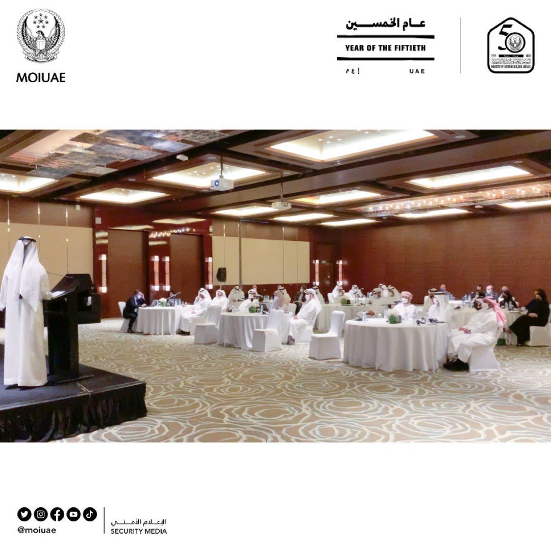 انطلاق مؤتمر الجرائم المالية واسترداد الأصول في دبي Combating Money Laundering and Asset Recovery Conference kicks off at Dubai #مؤتمر_الجرائم_المالية @INTERPOL_HQ
