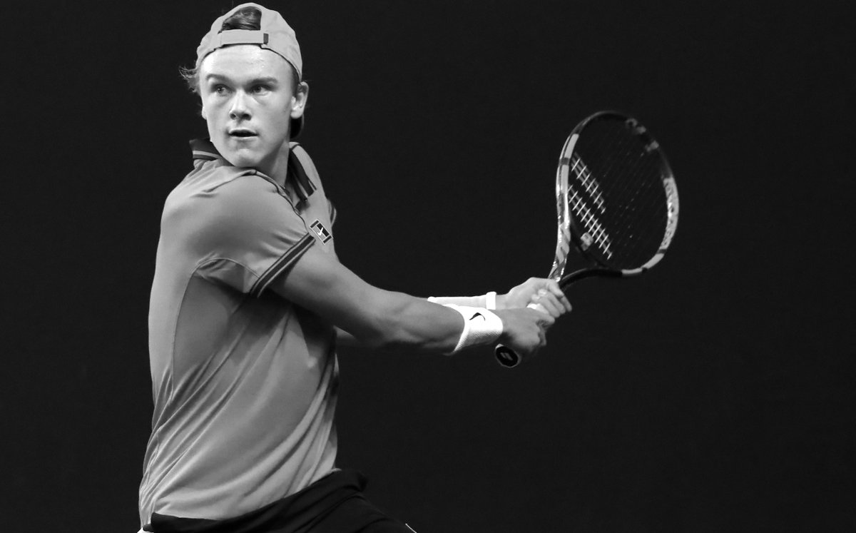 6-0, 6-0 😳 🇩🇰 Holger Rune records his first ATP Tour shutout against Zapata Miralles. #MoselleOpen