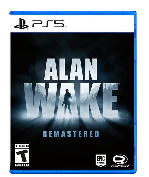 Pre-Order: Alan Wake Remastered (PS5/PS4/X1/X) $29.99 via Best Buy.