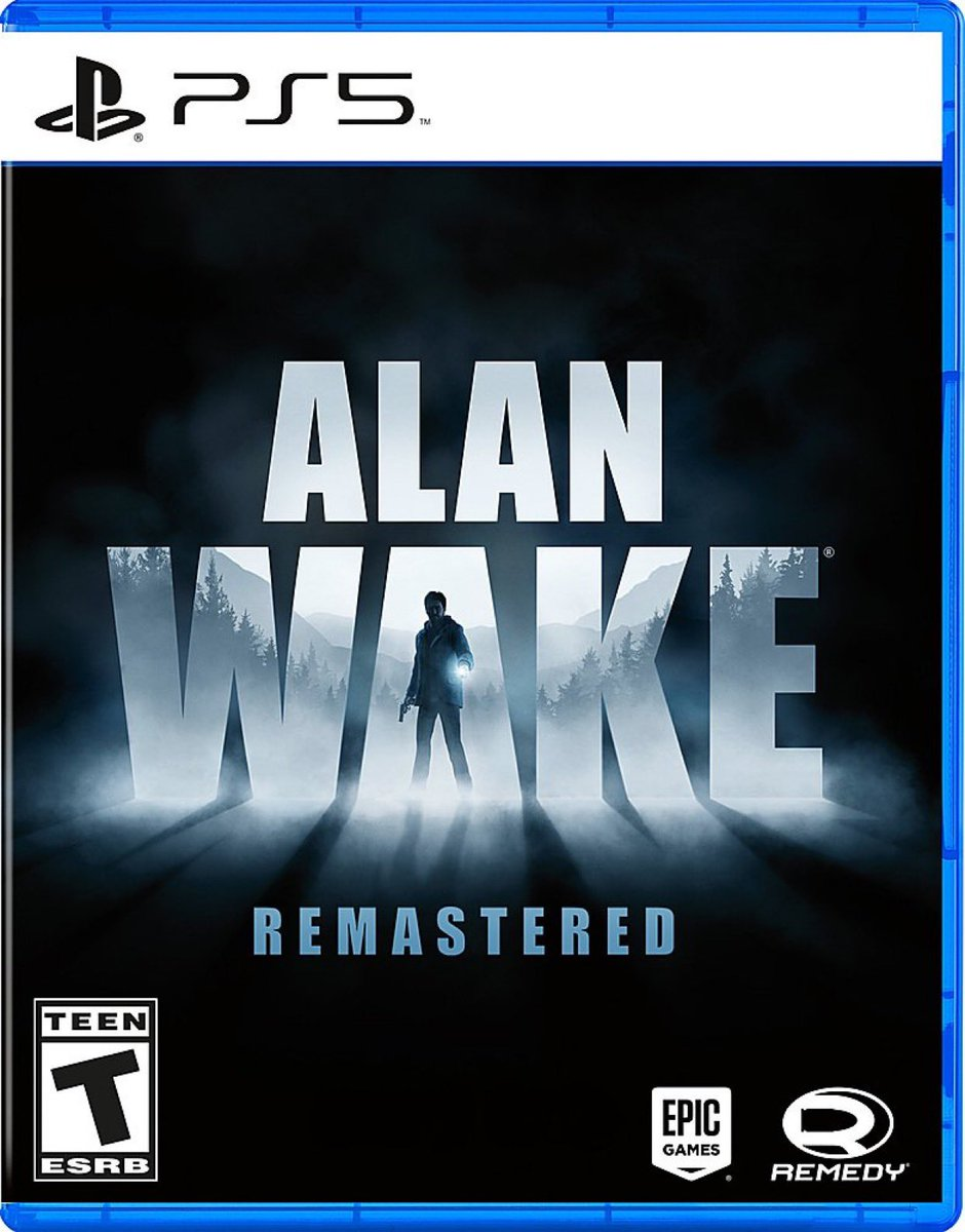 Alan Wake Remastered PS5   Best Buy $29.99