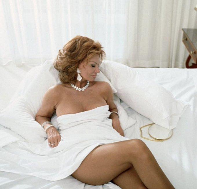 Happy birthday to Sophia Loren, who turns 87 today