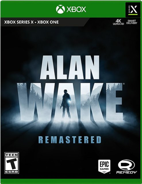Alan Wake Remastered - Xbox One up for preorder word for  also $29.99