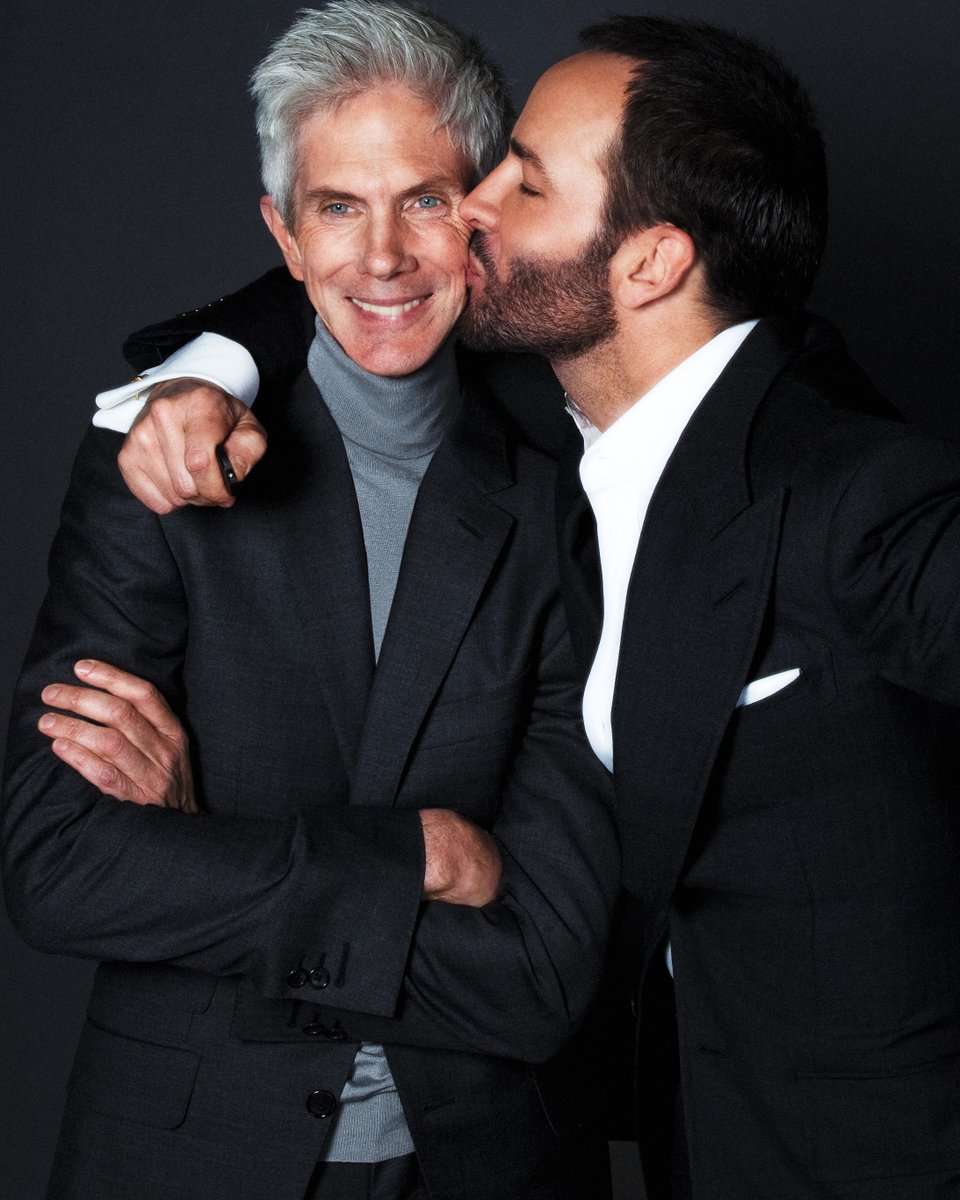It is with great sadness that Tom Ford announces the death of his beloved husband of 35 years, Richard Buckley. Richard passed away peacefully at their home in Los Angeles on Sunday night with Tom & their son Jack by his side. He died of natural causes after a prolonged illness. https://t.co/PAL7eCXxC3