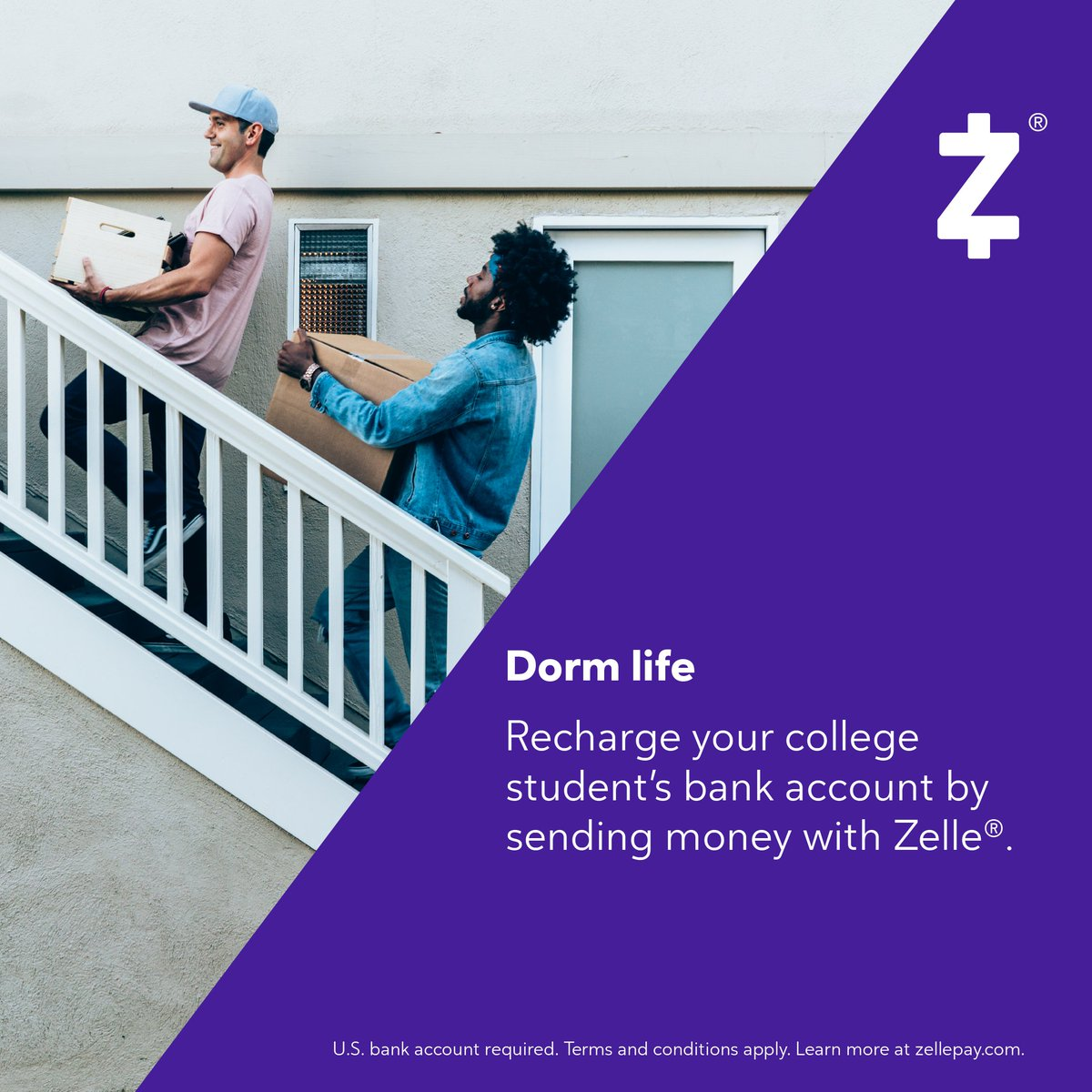 Did your college student bust their budget in month one? 💲 #HowMoneyMoves #BacktoSchool #SendWithZelle bddy.me/39qk9JN