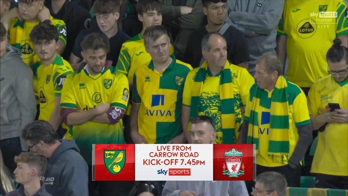 Full match: Norwich City vs Liverpool