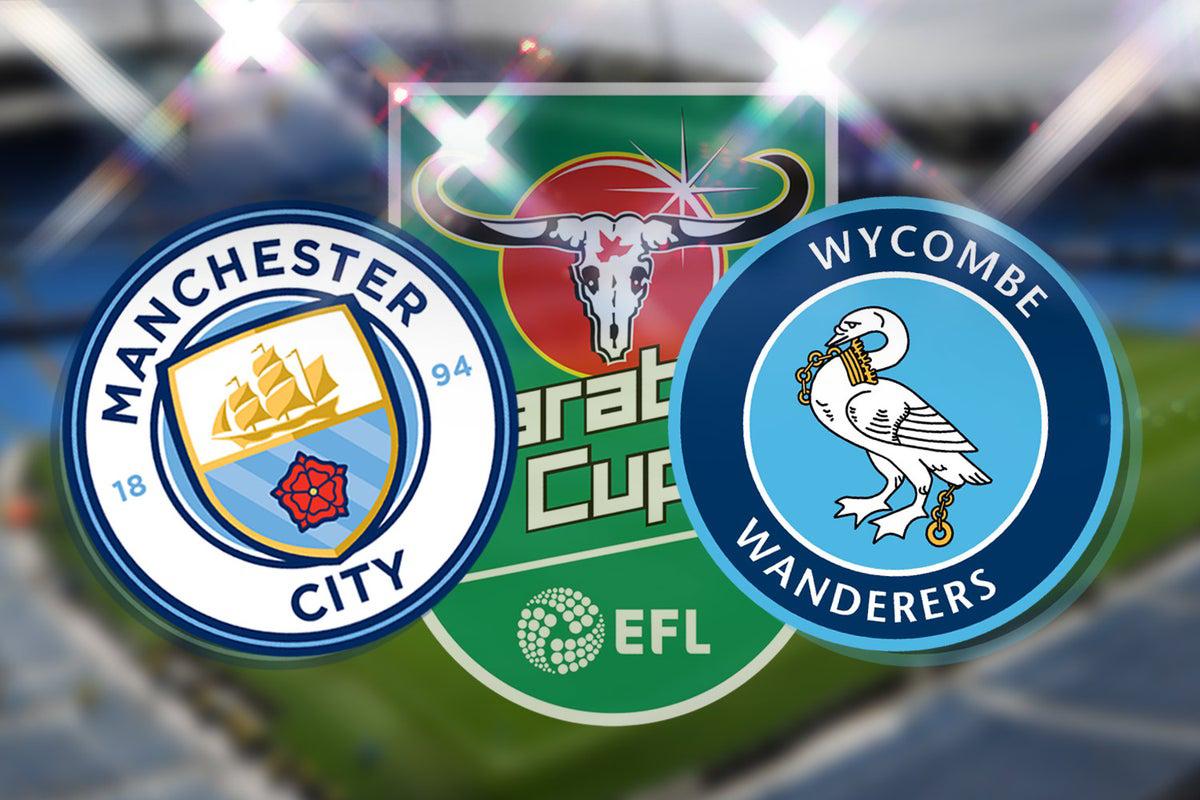 Manchester City vs Wycombe Full Match & Highlights 21 September 2021