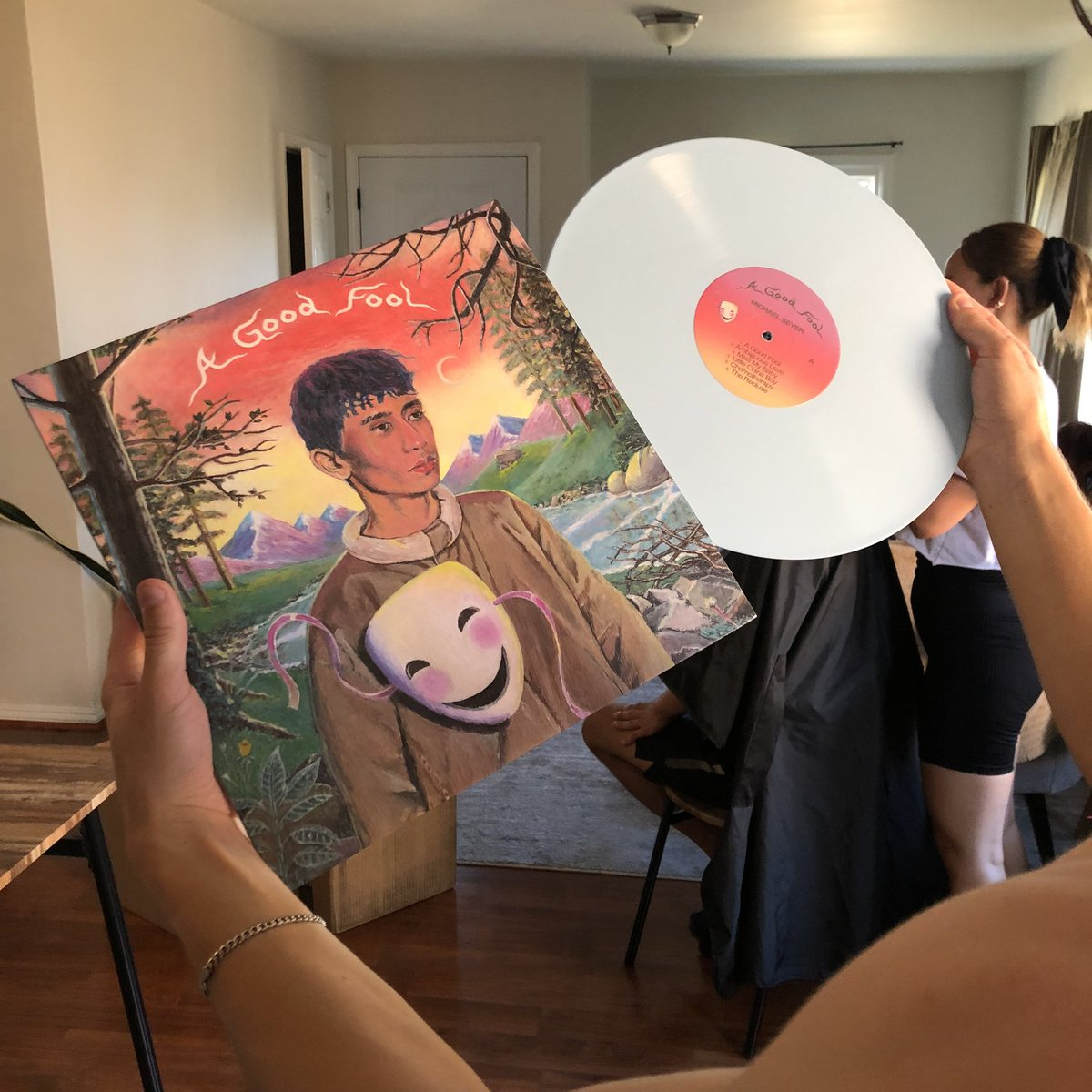 Helllllooooooo if u pre-ordered the new record, they will begin shipping out very soon. Thank u for ur patience :)