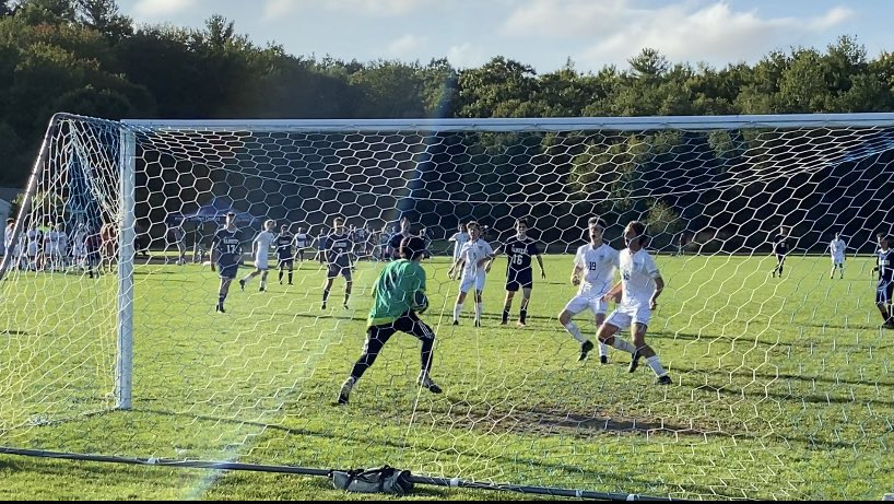 test Twitter Media - Wildcat soccer with 4-0 W at Traip today. Nick Mauro(Jr),Derek Parsons(So),Jack Joyce(Fr),Nick Hoy(So.) all w/1 goal each. Haydn Forbes(So) with the save on a PK late in the 2nd half to preserve the shutout! ⚽️🐾 @yhsbsoc https://t.co/v7yubn8qsa