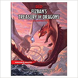 Fizban's Treasury of Dragons (Dungeon & Dragons Book)  Preorder for 30% off