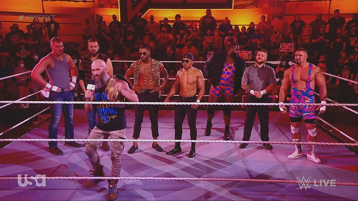 @ringsidenews_'s photo on NXT 2.0