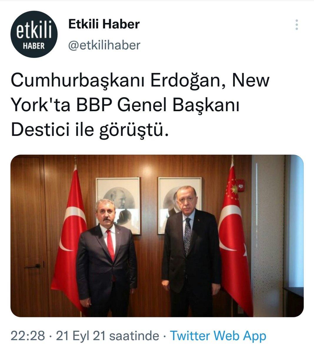 NEW YORK GÖRÜŞMELERİ  Türkiye'de görüşememişler. Aynı uçakla gidip açılışını yaptıkları New York Türk Evi'nde görüşmüşler.