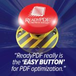 Image for the Tweet beginning: Solimar Systems' ReadyPDF® Proven to
