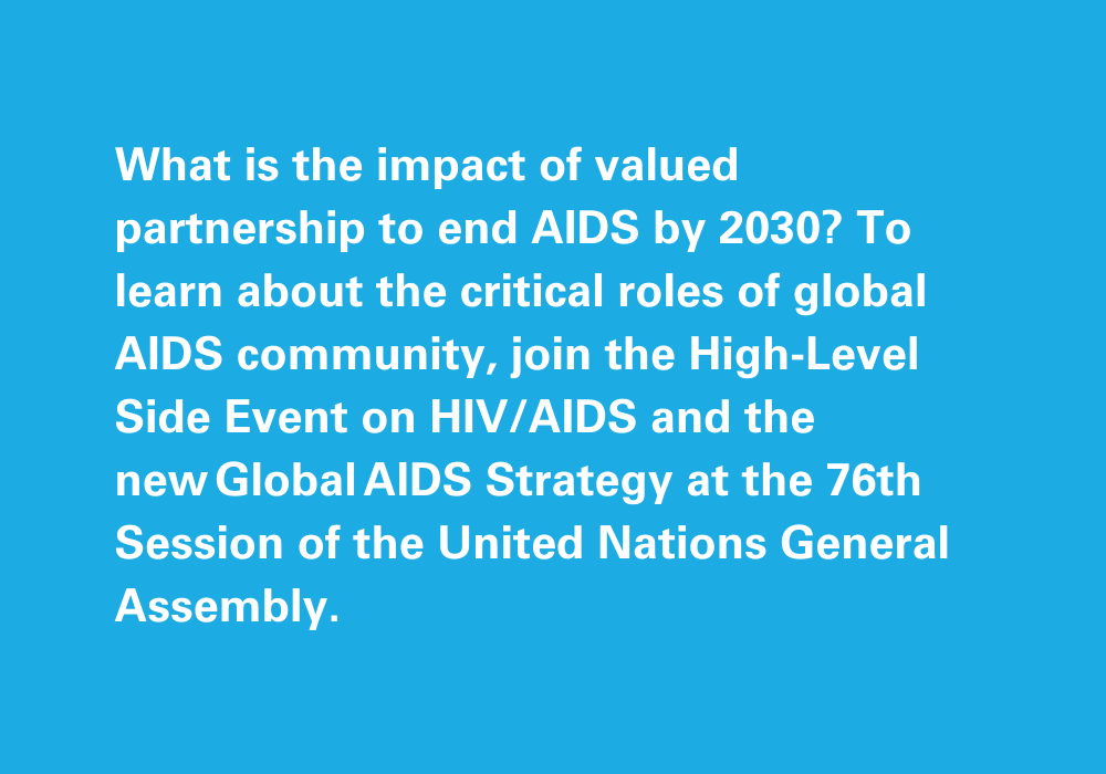 Join the President of #DRC First lady of Namibia @KalondoMonica @UNAIDS @Winnie_Byanyima @UNICEF @WHO @UNDP @GlobalFund @PeterASands @PEPFAR @gnpplus  Wed 22 Sep. 13–14:30 NY time  Register: bit.ly/2XlkOcO #UNGA  #EndAIDSforChildren #ENDInequalitiesEndAIDS #endAIDSby2030