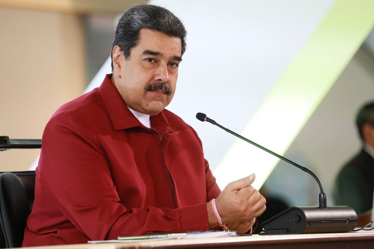 Maduro aseguró que el dinero debitado a los usuarios del Banco de Venezuela se resolverá