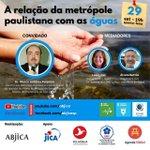 Image for the Tweet beginning: Dia 29/09 as 19h convidamos