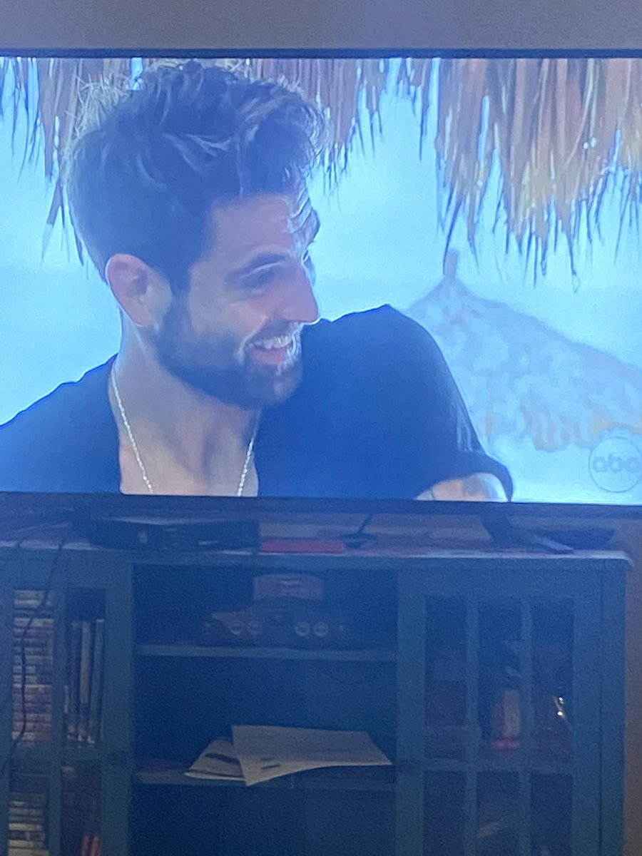 RT @AlishaHolecek: This cocky son of a bitch is going to get James another rose this week 💀💀😂😂 #BachelorInParadise https://t.co/9ot5MeGIiW