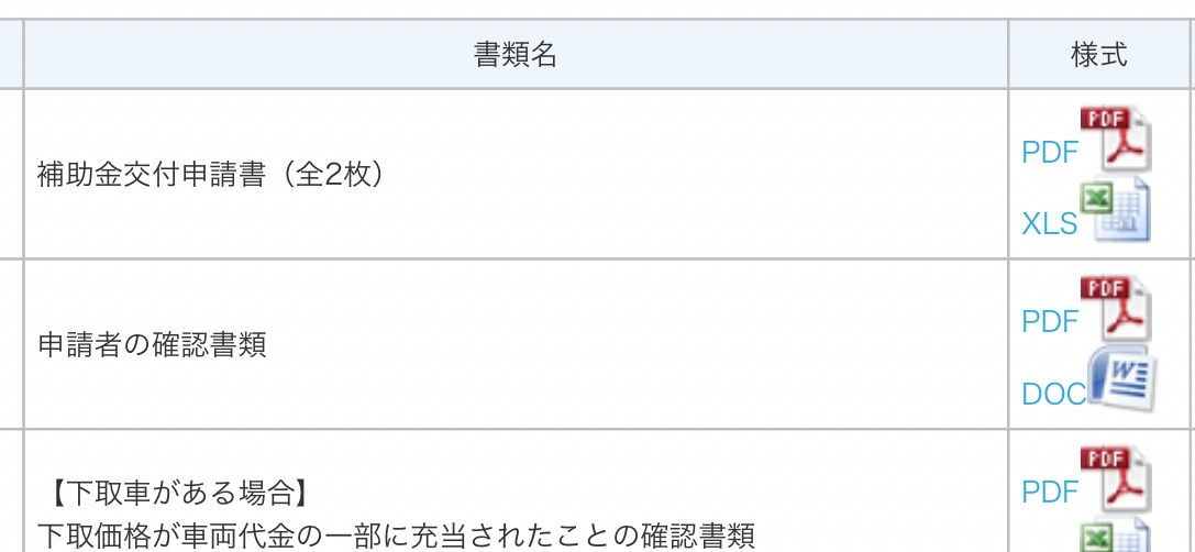 やはりPDFとXLSで公開でしたPDFのみよりエクセル方眼紙でもあった方が良いと思いますね親愛なる経産省様へ「誤ったエクセルの使い方の代表格みたいなシートで国民に補助金を申請させるのはやめたほうがいい」 - Togetter  @togetter_jpより