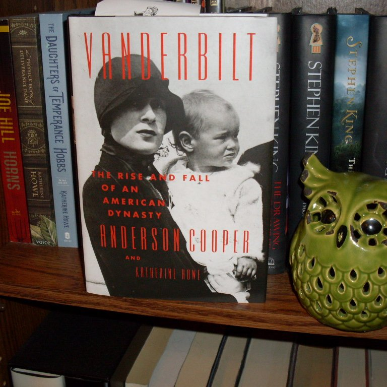 Woot! Woot! Just picked up my pre-order, I can't wait to dive in! #IAmReading  #Vanderbilt: The Rise and Fall of an American Dynasty  What are you reading on this #NewRelease Tuesday? #BookBirthday