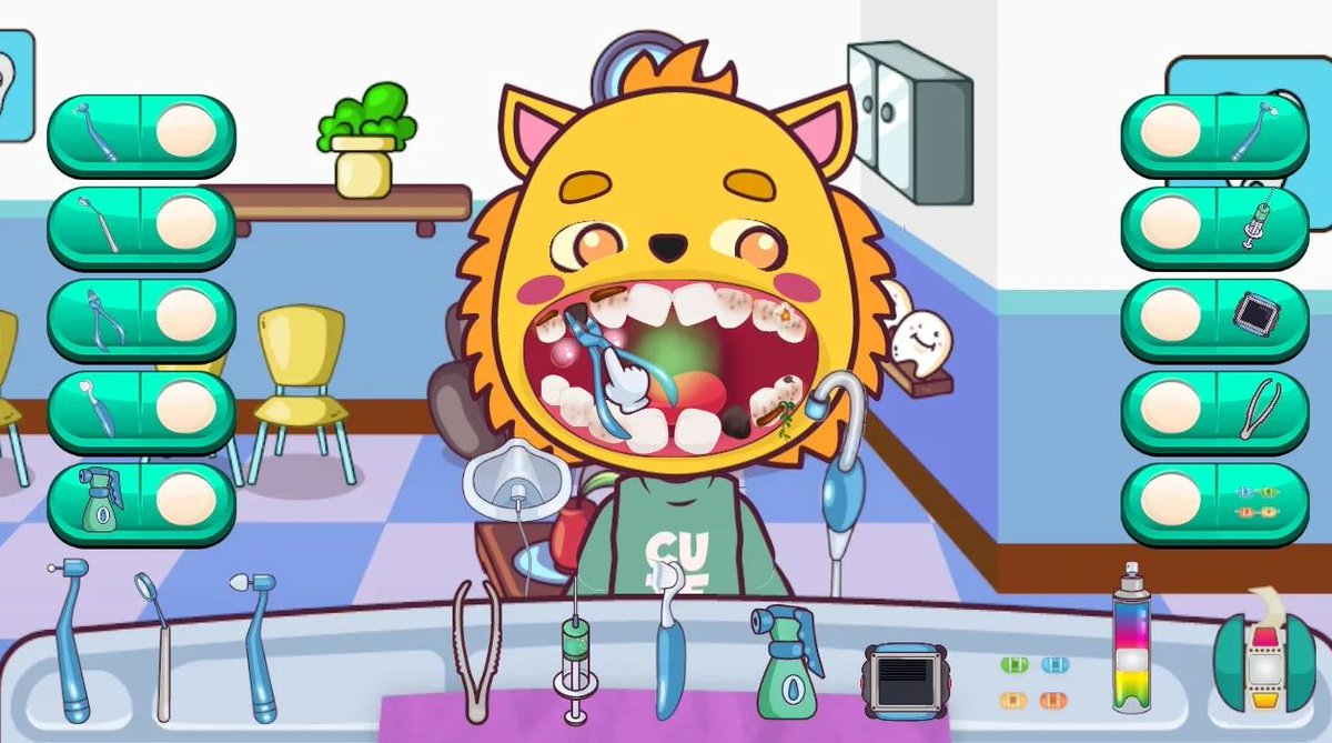 Zoo Dentist (S) $2.99 via eShop.