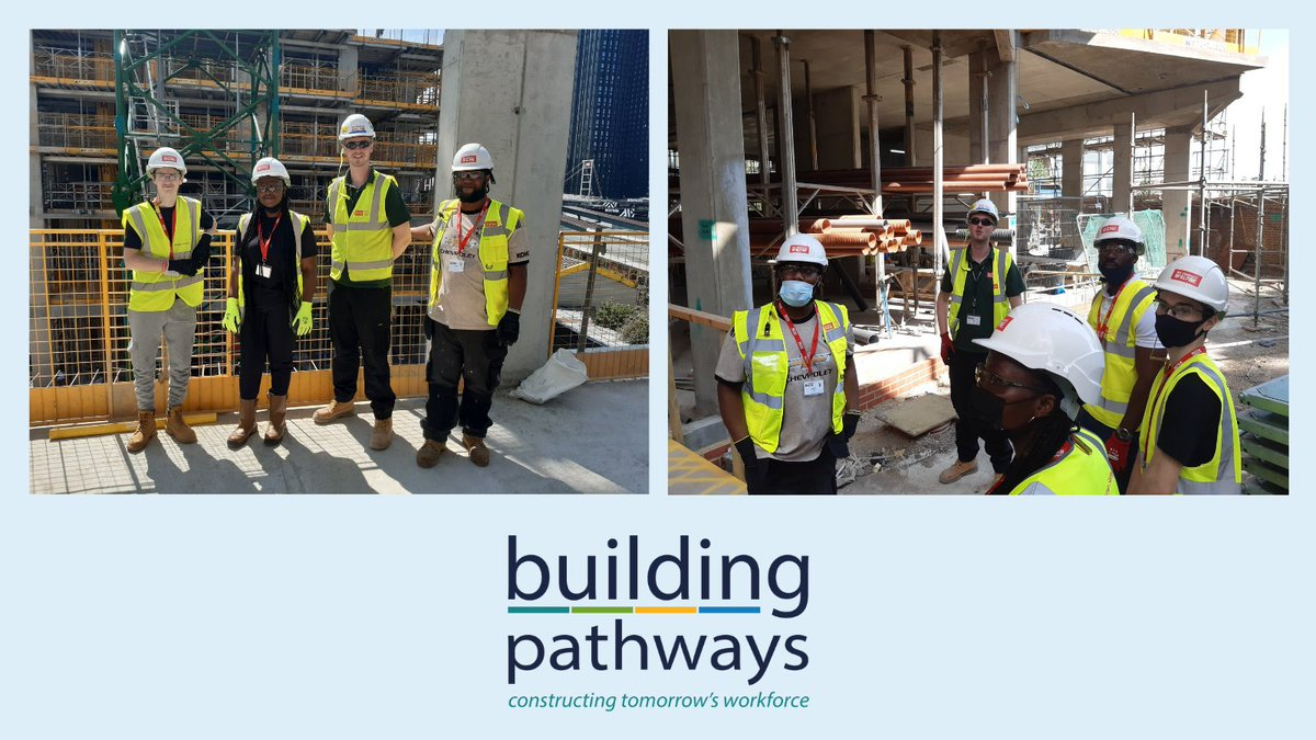 We are currently gearing up for our next course as part of Building Pathways Academy. Starting 27th of September we will be joined by @WeAreMcAlpine, who will be offering up industry expertise to participants. Find out more and register your interest at https://t.co/BQAYvgwkzf