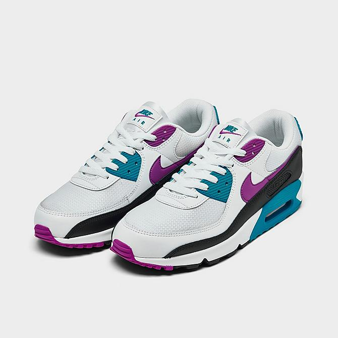 Now Available Nike Air Max 90 PRM 'Magenta'  FNL: JD: