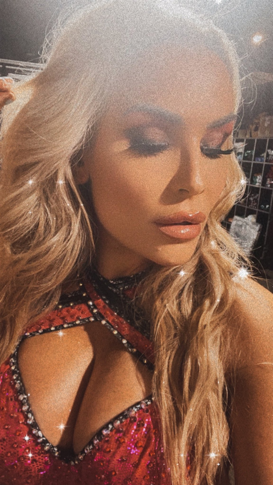 Photos: WWE Veteran Natalya Loves To Tease Fans In Revealing Outfits 15