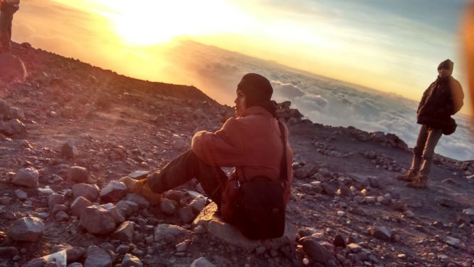 tips pendakian Gunung Semeru