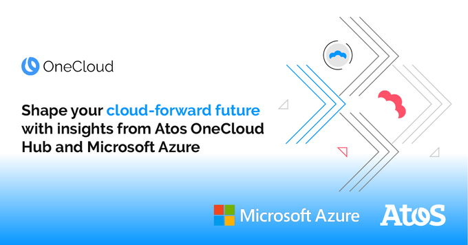 ☁️ Drive #innovation for your business and shape your cloud-forward future with...