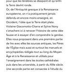 Violaine Giacomotto-Charra et Sylvie Nony La Terre plate - Généalogie d'une idée fausse à paraître en octobre aux Belles Lettres