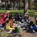 Image for the Tweet beginning: Día del Estudiante: sin barbijo