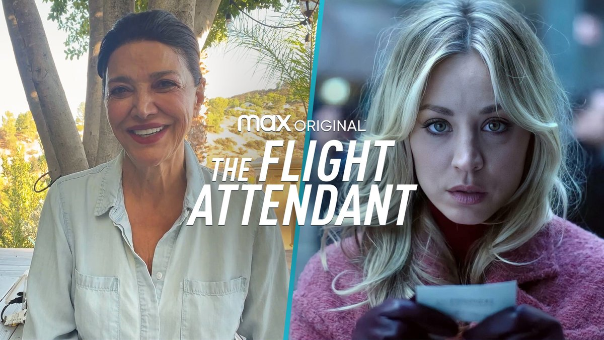 Finally, I can share it with you. If you haven't heard the news yet, I have joined the amazing cast of @FlightAttendant. 😊😀  Who's watching?  #TheFlightAttendant https://t.co/1PJMnky4w9