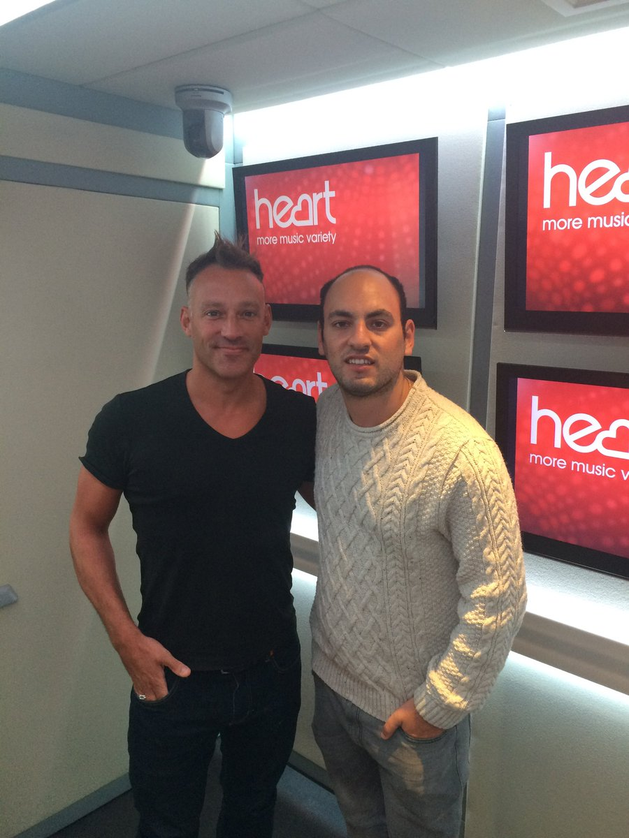 A big mazel tov to @tobyanstis celebrating 20 years at @thisisheart today. Looking forward to listening him on the special @RadioToday podcast with @stuartclarkson later today 📻 podcasts.apple.com/gb/podcast/rad…