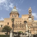 Image for the Tweet beginning: Leaving Palermo today. Lovely city