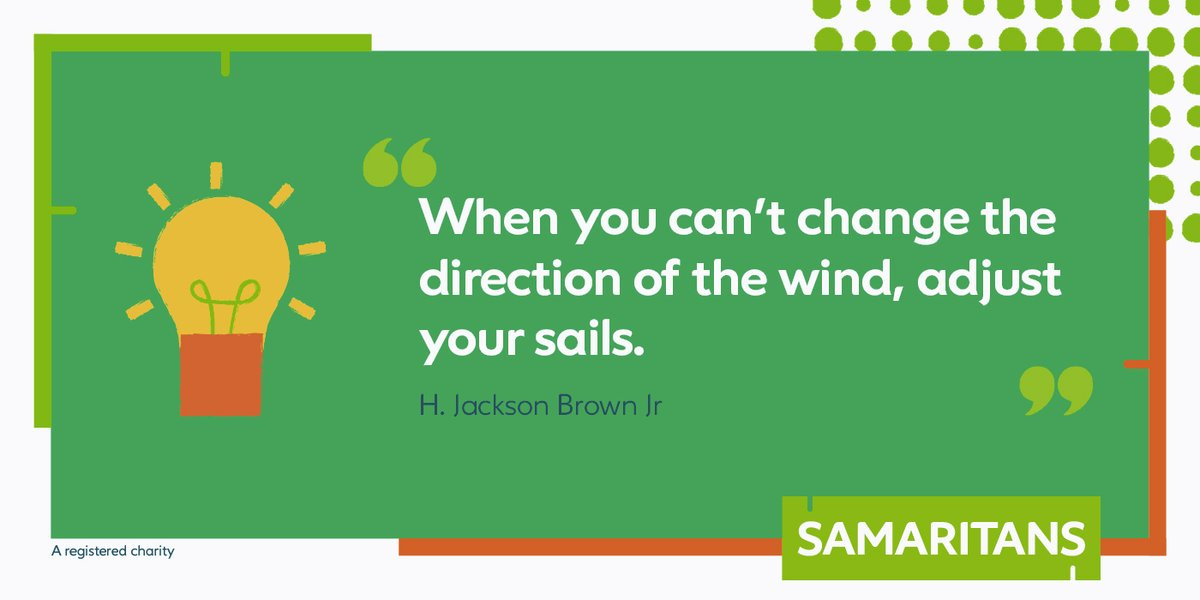 We don't always have the power to change a situation, but we do have the ability to change how we perceive something and how it affects us 💚 #WednesdayWisdom