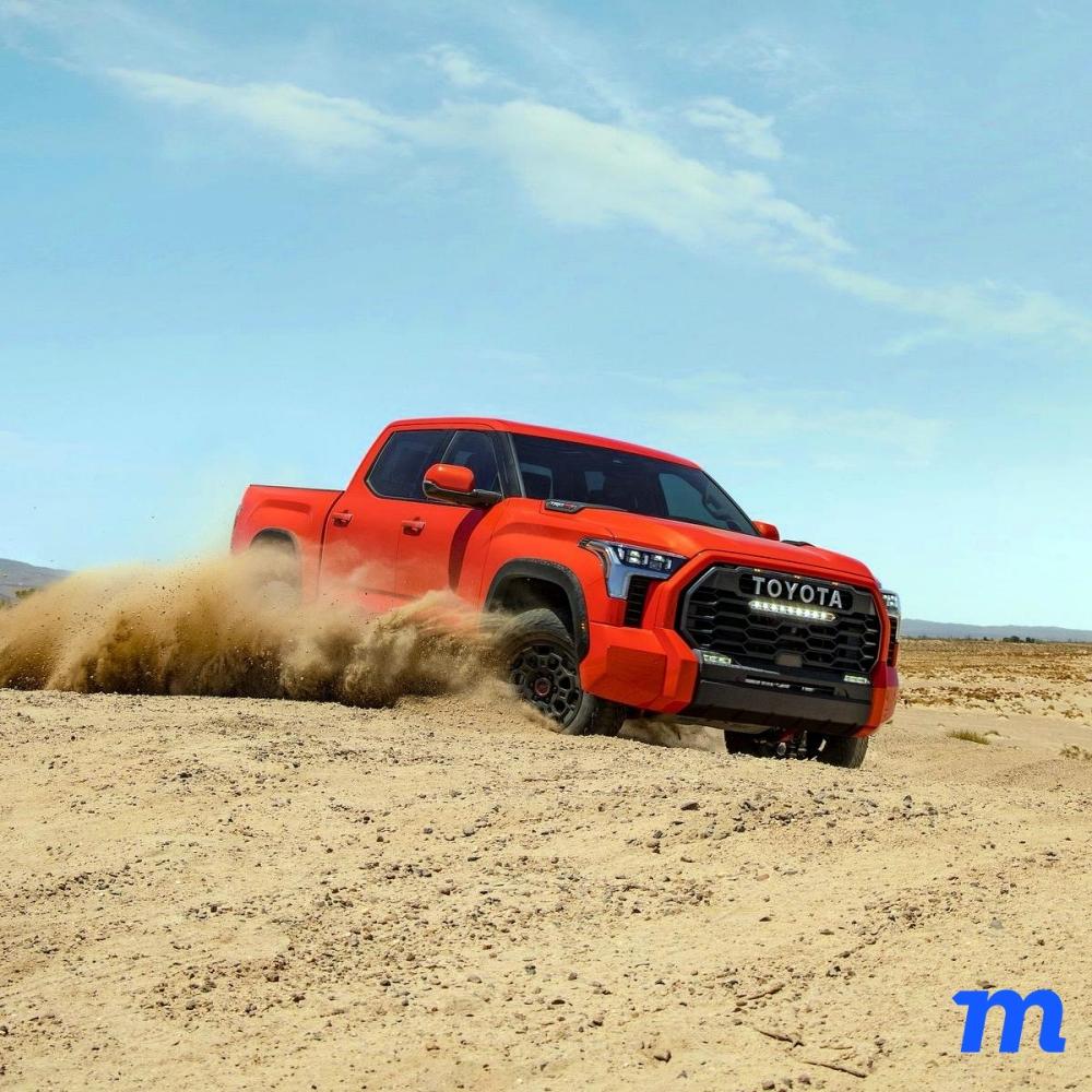 Yeni Toyota Tundra. #MinimumEfor #MaksimumOto #Minoto https://t.co/mAB68kJEoW