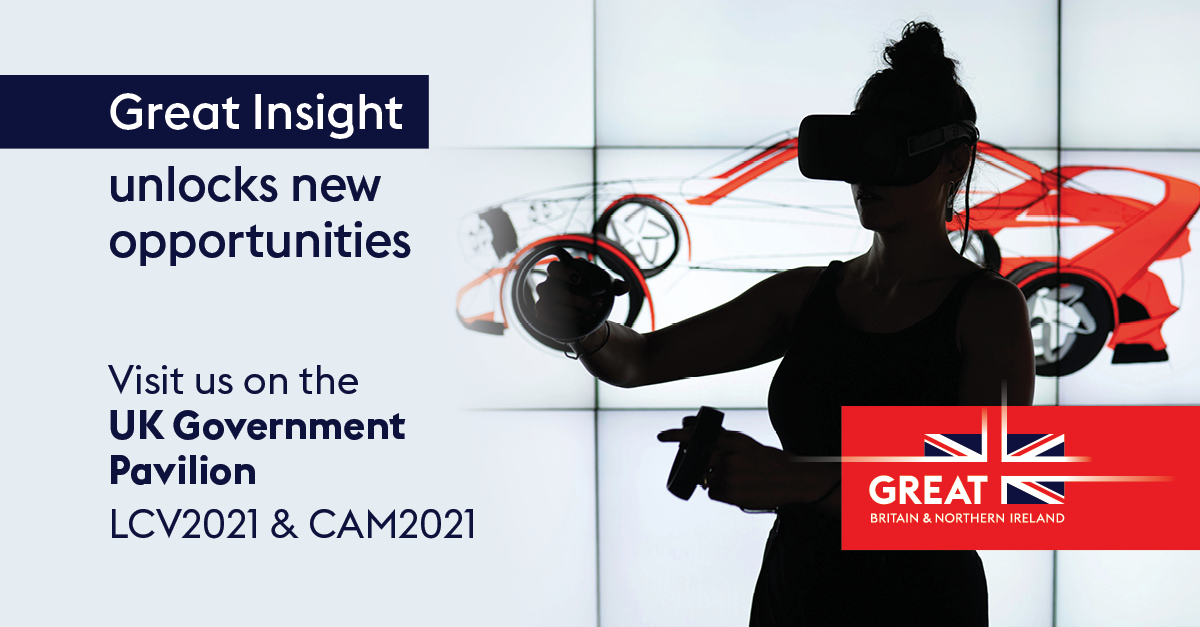It's not too late to book your place 👇  https://t.co/1ZXalLu7LS  #LCV2021 #CAM2021