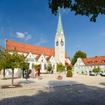 Image for the Tweet beginning: Kempten is a town you