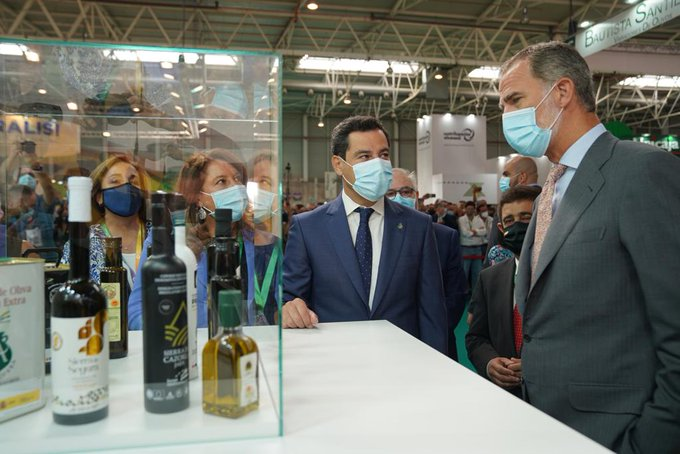 Expoliva 2021 en Jaén