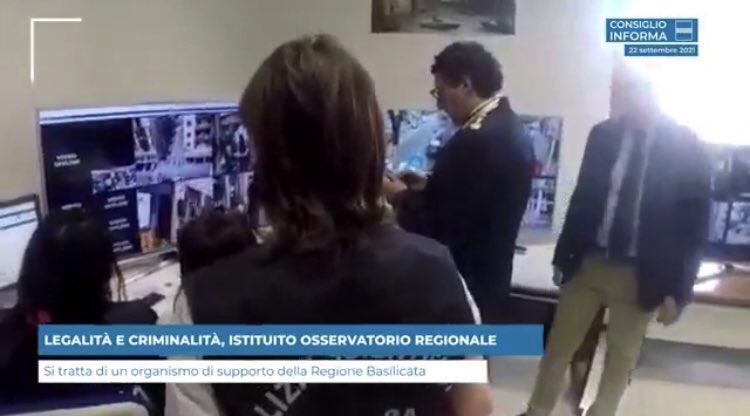 LEGALITÀ E CRIMINALITÀ, ISTITUITO OSSERVATORIO R...