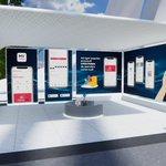Image for the Tweet beginning: Inaugurata oggi la Swiss Virtual